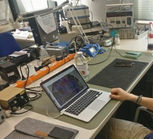 Creating the primary PCB