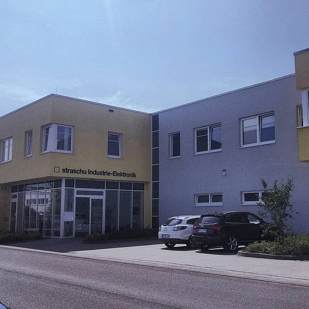 Straschu Building